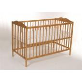 Детская деревянная  кроватка для новорожденного BOBAS Ola ( пр-ль Польша) н* минск