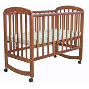 Кровать детская Фея 304,  орех